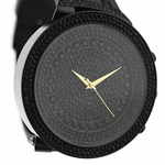 Black Stones Huge Watch