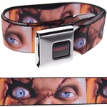 Child's Play Chucky Seatbelt Belt