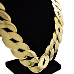 "30"" x 25MM Wide Cuban Chain"