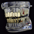 Cartel Gold 6/6 Grillz Set