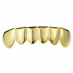 Gold Plated 925 Lower Grillz