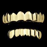 Cartel Gold 8/6 Grillz Set