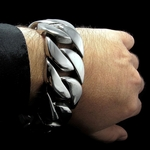 30mm Stainless Steel Bracelet