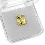 Jesus Gold Single Tooth Cap