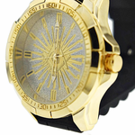Master Mason Gold Masonic Watch