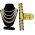 "Miami Cuban Gold Chain 20"" 6MM"
