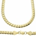 "Miami Cuban Gold Chain 20"" 7MM"