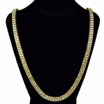 Pharaoh Gold Two Row  Chain