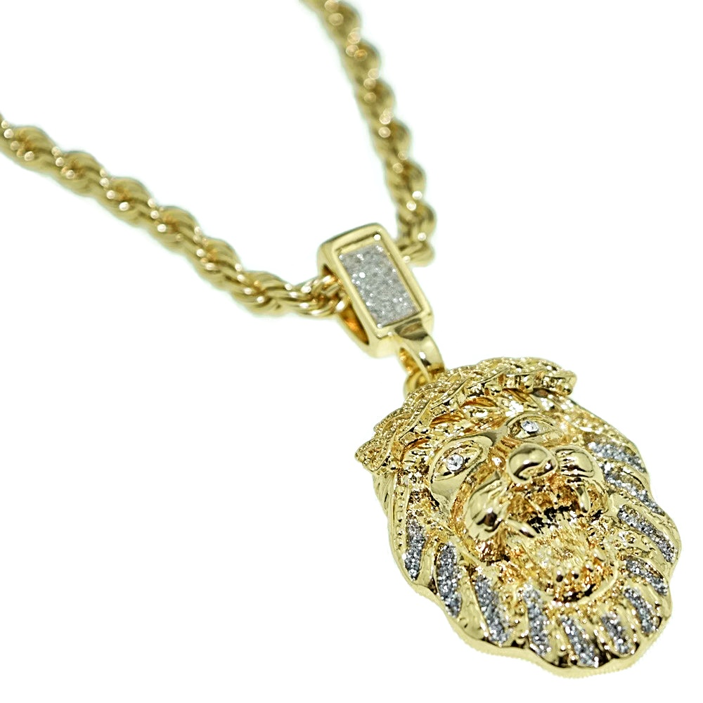 Gold Lion 24 Quot Rope Chain Rope Chains