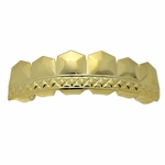 Gold Top Grill Tombstone