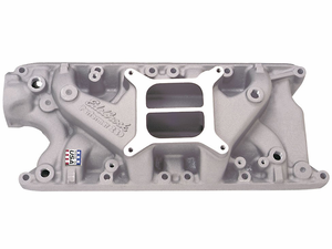 Edelbrock Natural Performer Intake Manifold for 260/289/302 Small Block Ford