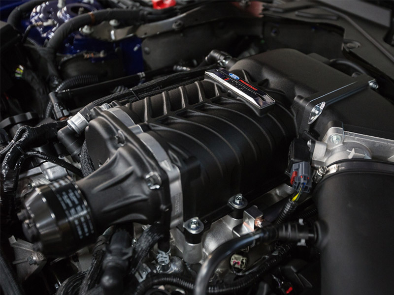Roush Phase One Supercharger Kit For 2015 Mustang Gt 50l