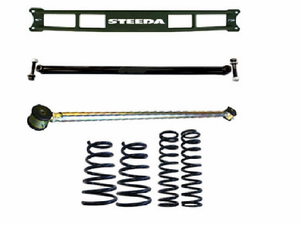 Steeda G/Trac Suspension Kit - Stage 1 for Mustang V6 & GT 2005-2010