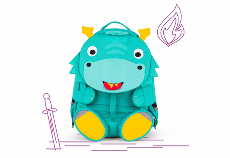 Affenzahn Big Friends Backpacks - Ages 3-5 - Click to enlarge