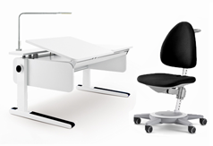 Bright Future Moll Desk Combo Bundle