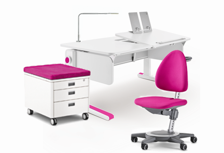 Deluxe Package Moll Desk Combo Bundle - Click to enlarge