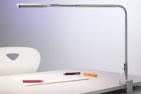 Clamp Desk Lamp Led