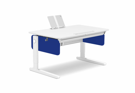 Moll Champion Adjustable Desk with Colored Panels - Click to enlarge