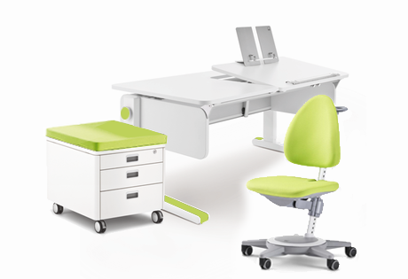 Only the Essentials Moll Desk Combo Bundle - Click to enlarge