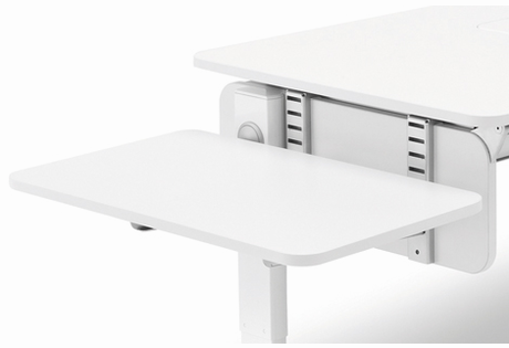 Side Top Extension for Champion Desk - Click to enlarge