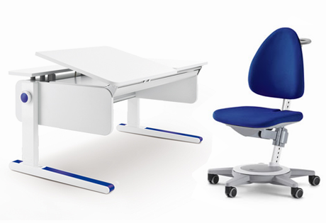 Smart Start Moll Desk Combo Bundle - Click to enlarge