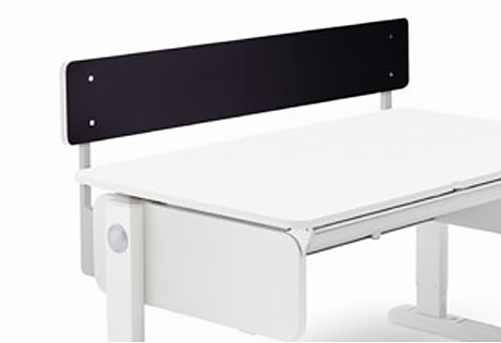 Two-Sided Back Panel for Champion Desk - Click to enlarge