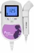 Facelake FD-300 Fetal Doppler, Pink