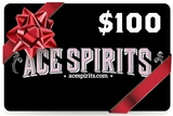 $100 Online Gift Card- Ace Spirits