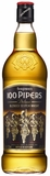 100 Pipers Blended Scotch Whisky 1L