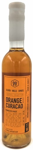 11 Wells Cocktail Collection- Orange Curacao 375ML