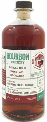 11 Wells Prototype Series Bourbon Whiskey 750ML