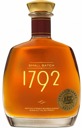 1792 Ridgemont Reserve Bourbon #92- Ace Spirits Single Barrel