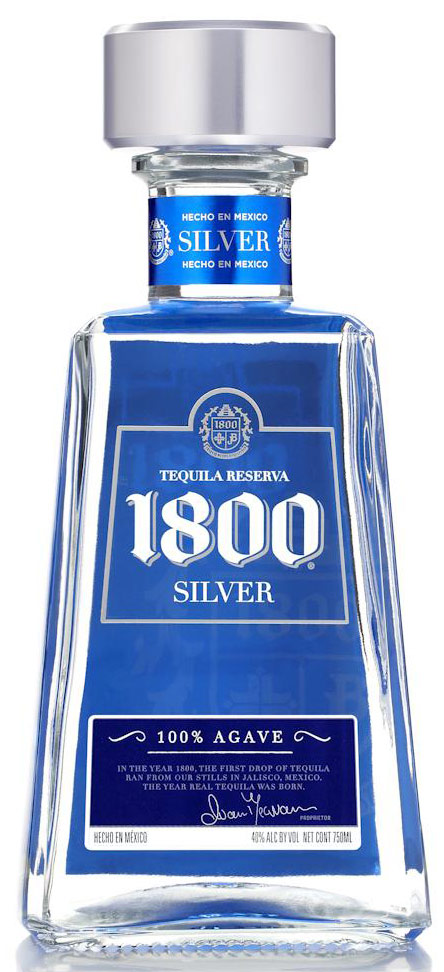 1800 Silver Tequila 1800 Tequila Sale
