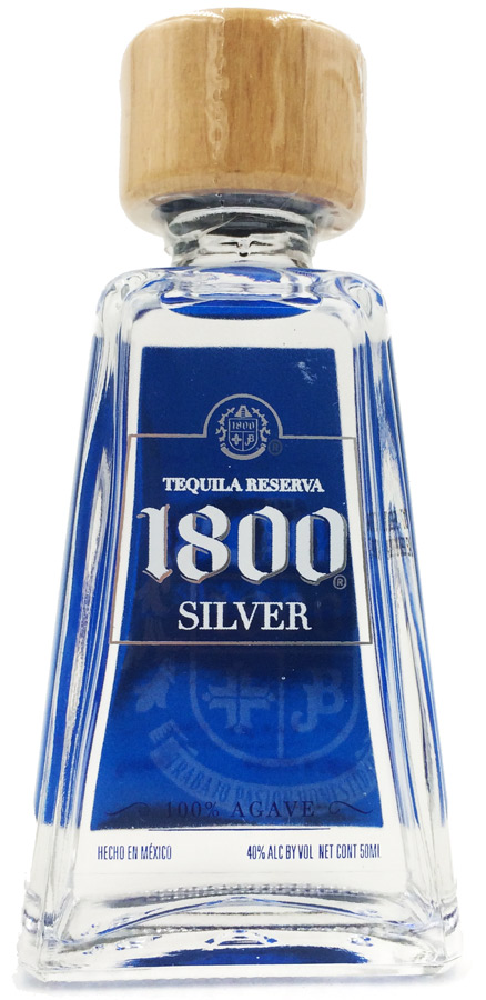 1800 Silver Tequila 50ml Buy 1800 Blanco Tequila