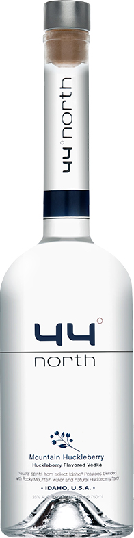 44° North Huckleberry Flavored Vodka