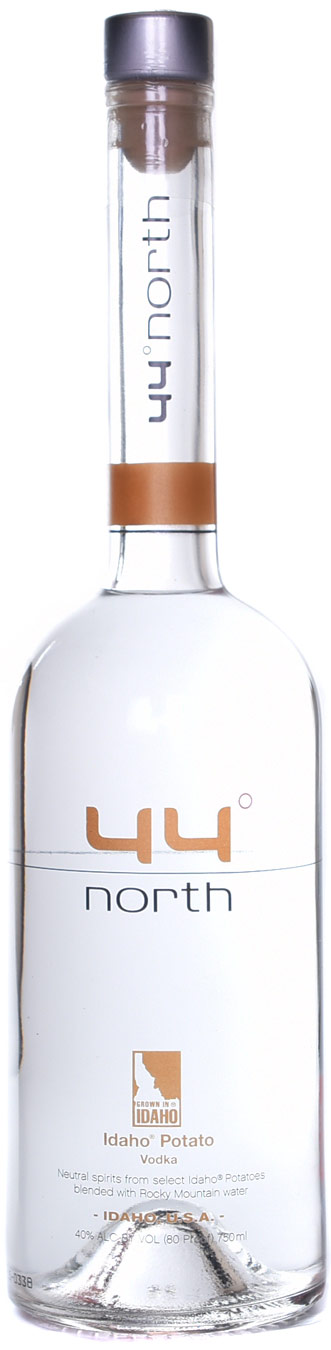 44° North Idaho Potato Vodka