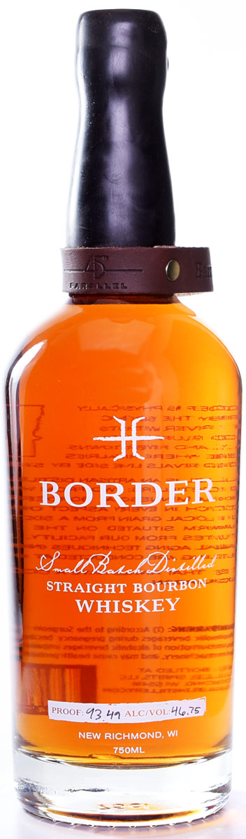 45th Parallel Border Bourbon