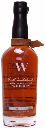 45th Parallel Wisconsin Wheat Whiskey