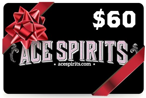 $60 Online Gift Card- Ace Spirits