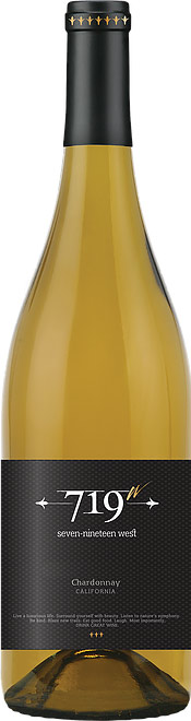719 West Chardonnay 750ML (case of 6)