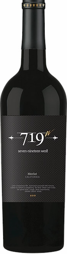 719 West Merlot (case of 6)