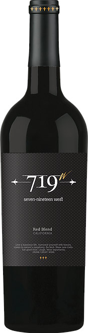 719 West Red Blend 750ML (case of 6)