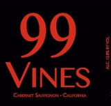 99 Vines Cabernet Sauvignon 750ML NV