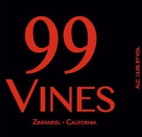 99 Vines Zinfandel 750ML