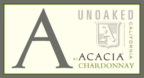 A By Acacia Unoaked Chardonnay 750ML