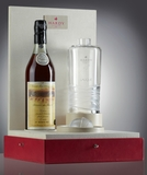 A. Hardy Privilege Caryota Cognac in Lalique Crystal
