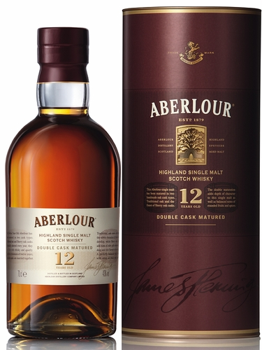 Aberlour 12 Year Old Single Malt Scotch 750ML