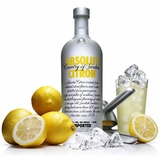 Absolut Citron Vodka 1L