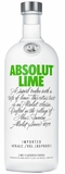 Absolut Lime Flavored Vodka 1.75L
