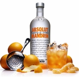 Absolut Mandrin Vodka 1L (case of 12)